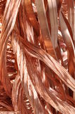 Raw material for industry, copper Stock Photography