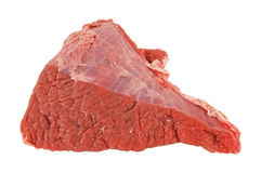 Raw meat. Fresh, raw meat texture of the red Stock Photography