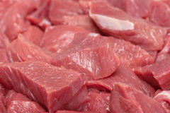 Raw meat Royalty Free Stock Image