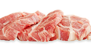 Raw meat. Stock Photos