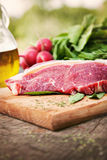 Raw meat Royalty Free Stock Photography