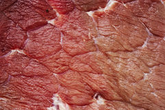 Raw meat - detail Stock Photography