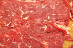 Raw meat. Fresh, raw meat texture of the red stock images