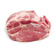 Raw meat isolated Stock Photo