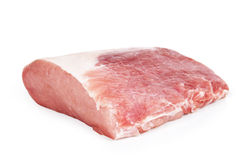 Raw meat isolated Royalty Free Stock Photo