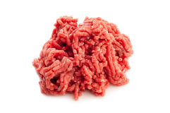 Raw meat loaf Stock Photography