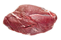Raw meat lump Royalty Free Stock Photography