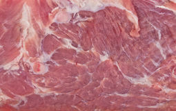 Raw meat texture. Close up of Raw meat texture or background image Royalty Free Stock Photography