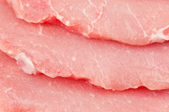 Raw meat Royalty Free Stock Photo