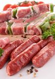 Raw meats Stock Photos