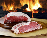 Raw meats Royalty Free Stock Photography