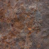 Raw metal texture background Stock Image