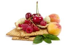 Raw mix berry Royalty Free Stock Photos
