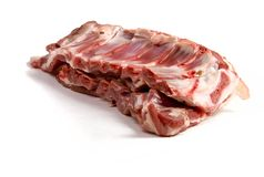 Raw mutton Stock Photos