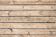 Raw natural wooden plank Stock Photography