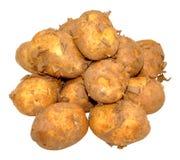 Raw New Potatoes Stock Photos