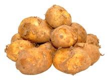 Raw New Potatoes Royalty Free Stock Image
