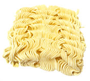 Raw Noodles Royalty Free Stock Photography