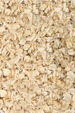 Raw Oat Texture Stock Image