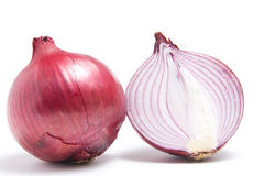 Raw onion Royalty Free Stock Photo