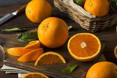 Raw Organic Cara Oranges Royalty Free Stock Images