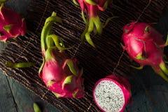 Raw Organic Dragon Fruit Royalty Free Stock Photo