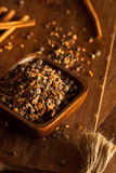 Raw Organic Mulling Spices Stock Photography