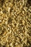 Raw Organic Textured Vegetable Protein Stock Photos