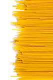 Raw Pasta Stock Image