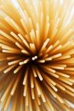 Raw pasta as whole background Stock Photo
