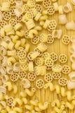 Raw pasta background Royalty Free Stock Photo
