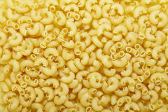 Raw pasta close-up Royalty Free Stock Photos
