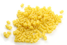 Raw Pasta Ditalini Royalty Free Stock Photography