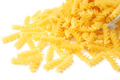 Raw pasta Royalty Free Stock Photos
