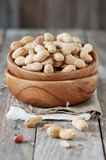Raw peanut Stock Photos