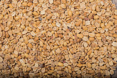 Raw peanuts background Royalty Free Stock Images