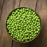 Raw Peas Stock Photos