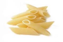Raw penne macaroni Royalty Free Stock Photo