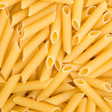 Raw Penne Pasta Royalty Free Stock Images