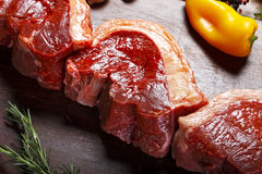 Raw Picanha Royalty Free Stock Photography