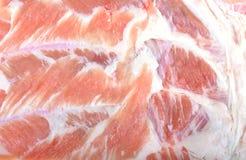 Raw pork as background Royalty Free Stock Photo