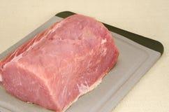 Raw pork Stock Photography