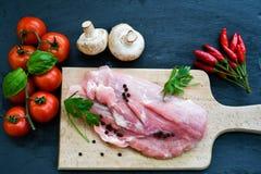 Free Raw Pork Meat Stock Photo - 105399280