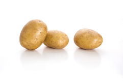 Free Raw Potato Stock Images - 12654194