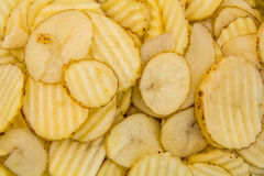Raw potatoes. Stock Images