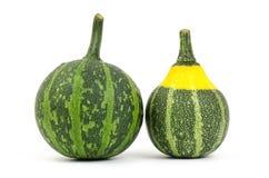 Raw pumpkins Stock Images