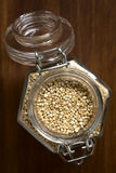 Raw Quinoa Grains Royalty Free Stock Photography