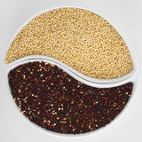 Raw Quinoa Stock Photo