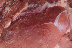 Raw raw meat . Food background. Royalty Free Stock Images