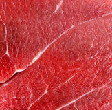Raw red beef meat macro Royalty Free Stock Photography